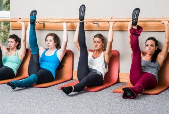Pure Barre Seated Workout