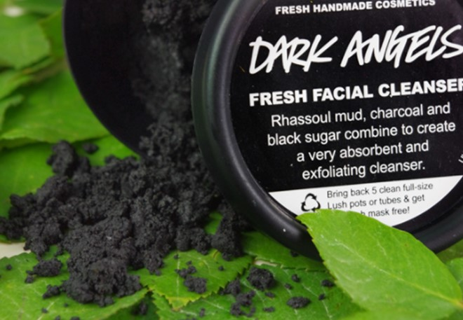 Dark Angels Lush Scrub