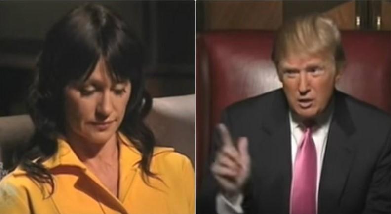 Nadia Comăneci And Donald Trump