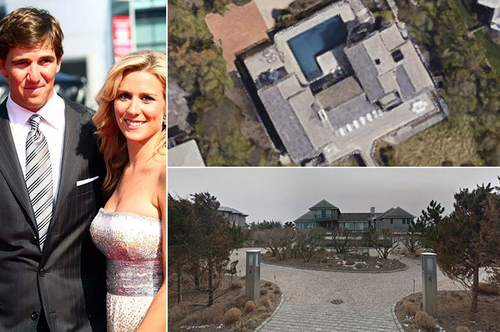 Eli Manning Quogue 8.5 Million