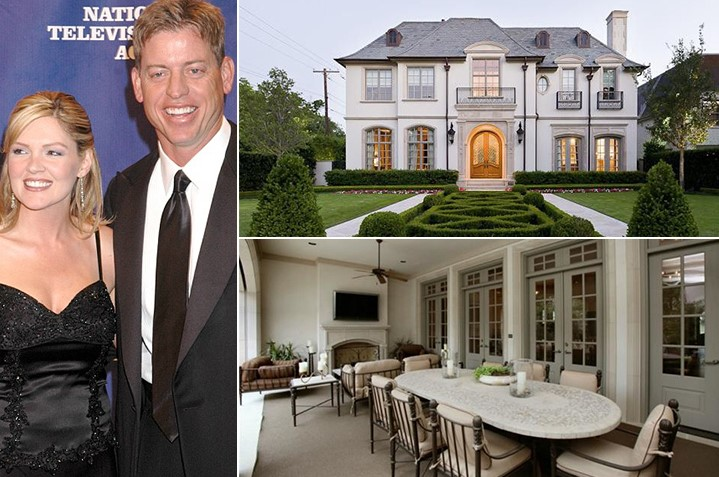 Troy Aikman Rhonda Worthey Texas 5.3 Million