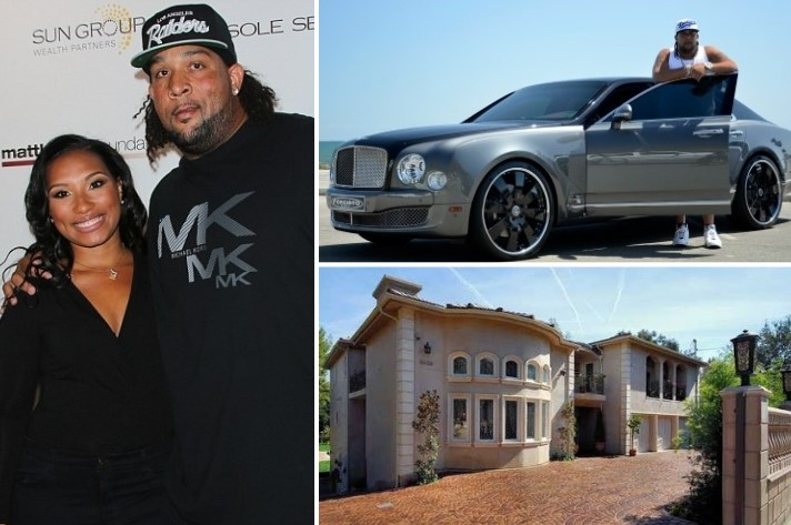 Donald Penn Dominique Penn LA House 2.2 Million