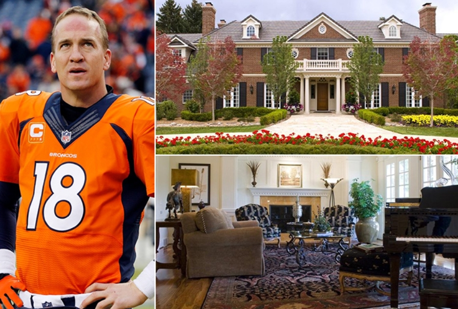 Peyton Manning – Denver 4.5 Million
