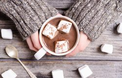 Treat Yourself With Healthier Hot Chocolate