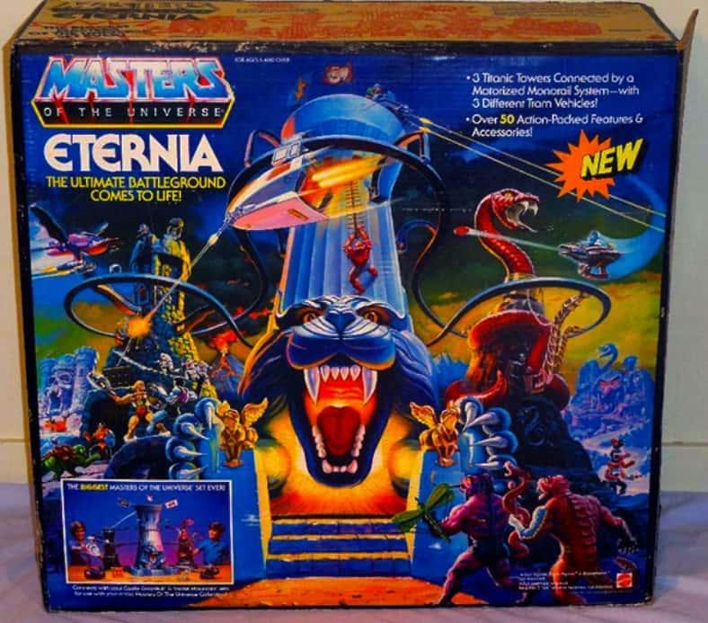 Eternia Playset