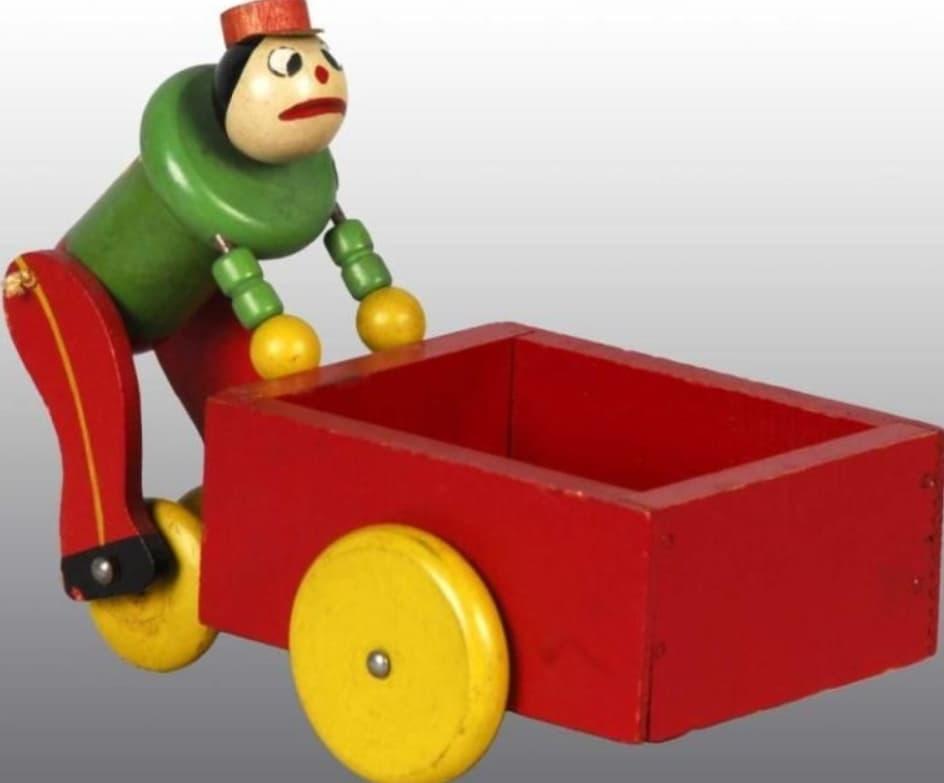 Fisher Price's Push Cart Pete