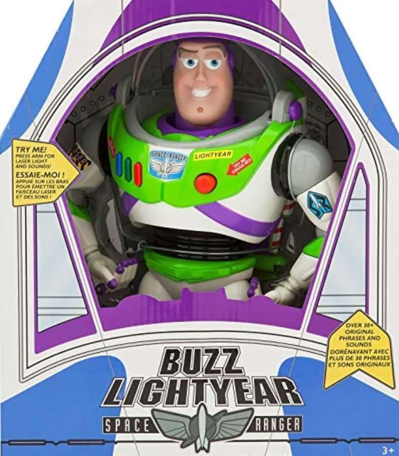 Holiday Hero Buzz Lightyear