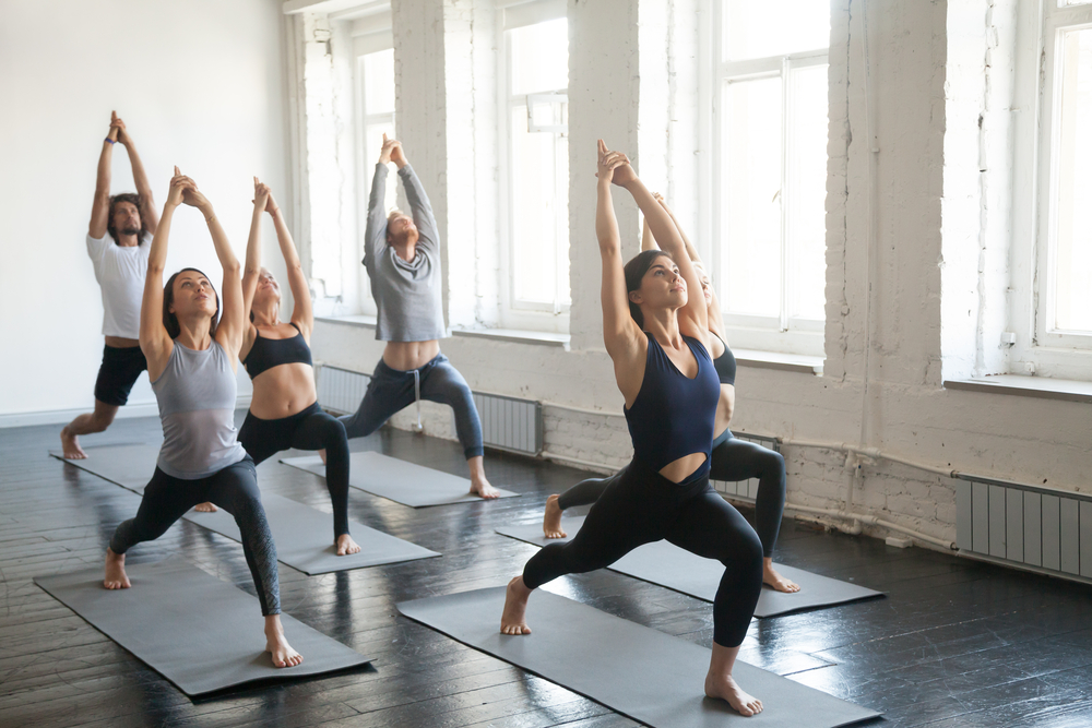 Here's What Happens When You Start Doing Yoga On A Regular Basis